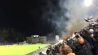 Торпедо vs Динамо пиротехника. Torpedo Moscow vs Dynamo Moscow Pyro. 26/09/2018