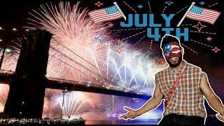 The Worst July 4th Ever... (FIREWORKS GONE WRONG)