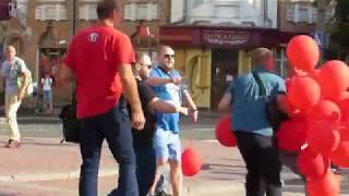 Перепалка та бійка у #Кропивницькому