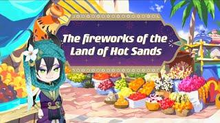 [Twisted Wonderland] ツイステ Fireworks of the Lands of Hot Sand Event Story Part 6
