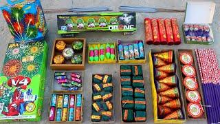 Different type of Diwali fireworks testing | New Fireworks testing | Testing Diwali patakhe video