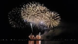 Croatia Fireworks  Vancouver 2019