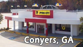 Fireworks Store Tour: PYRO CITY (
