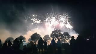 The Southport Fireworks Championships 2019 (Part 2) LIVE from Victoria Park (29/09/2019)