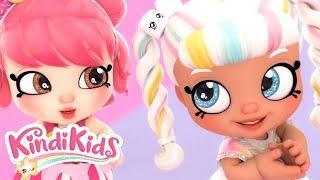 Кинди Кидс - Смешные истории  - Сборник - Веселый мультфильм для девочек