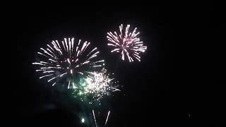 KANLAHI FESTIVAL 2020 || FIREWORKS COMPETITION