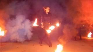 Студия огня ARHEY - Дуэт постановка Burn MAX.