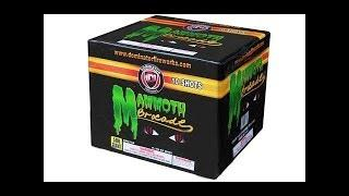 Mammoth Brocade By Dominator Fireworks