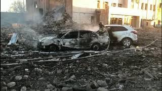 Взрыв в Гатчине на заводе по производству пиротехники