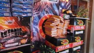 2019 fireworks stash/pyro cave tour