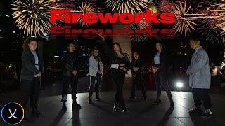 [KPOP IN PUBLIC] ATEEZ (에이티즈) - FIREWORKS (I'm The One) dance cover by DSTRXN Australia