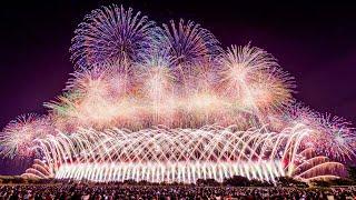 [4k] 赤川花火大会 2019 エンディング Akagawa Fireworks Festival