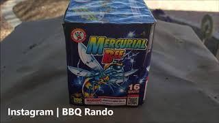 Mercurial Bee 200 Gram - Winda Fireworks