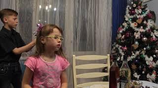 2011 Хлопушки новогодние – Ева и Саша