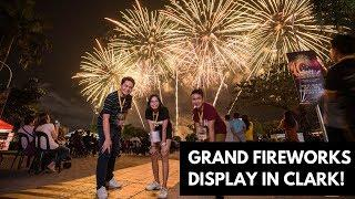 GRAND FIREWORKS DISPLAY!!! 10th Philippine Pyromusical Competition | Kapampángan Vlog