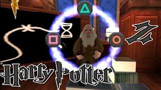 2 Прохождение Гарри Поттер и Философский Камень PS1