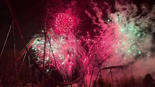 Victoria Day Fireworks 2019 @ Canada's Wonderland