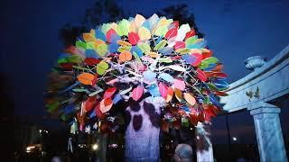Вечерняя Тюмень 9 мая. Праздничный салют