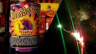 Phantom Fireworks Kaleidoscope