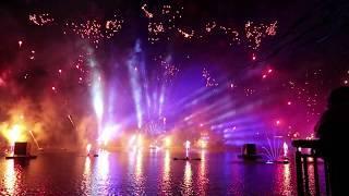 Disney's MAGICAL FIREWORKS Festival * Frozen Edition * Disney Village Disneyland Paris