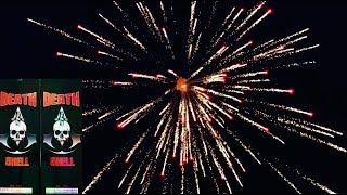 Death Canister Shells - Dynomite Fireworks