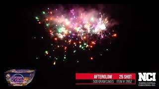 Afterglow -- Chillicothe Fireworks