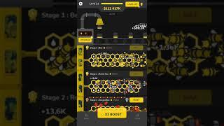 #Играю в Bee Factory