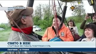 Десяток повітряних куль піднялись у небо над Кам'янцем Подільським