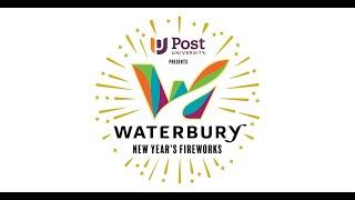 Waterbury New Year's Day Fireworks - Presented by Post University (RESCHEDULED to Jan. 2)