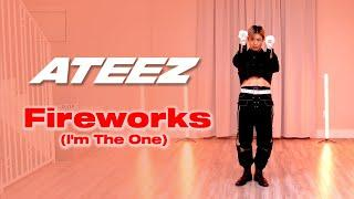 ATEEZ - 'Fireworks (I'm The One)' Dance Cover   Ellen and Brian
