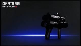 Пушка выпускающая фейерверк из конфетти Обзор. Купить по ссылке