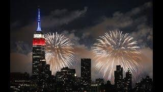 Macy's 4th of July Fireworks Spectacular 2019 | FULL NBC Broadcast | New York City Fireworks