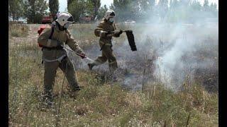 Грамотно и оперативно: как работают пожарные города (08.07.21)