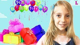 Лизе 7 лет! День рождения СЮРПРИЗЫ на ДЕНЬ РОЖДЕНИЯ
