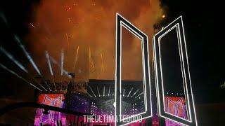 190505 Ending Fireworks @ BTS 방탄소년단 Speak Yourself Tour in Rose Bowl Los Angeles Concert Fancam