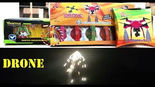 Drone Fireworks Types of Drone| Vanitha drone|Drone +9| SS Drone