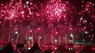 포항 국제불빛축제 2019 - 캐나다 - Pohang Int. Fireworks Festival 2019 - Canada