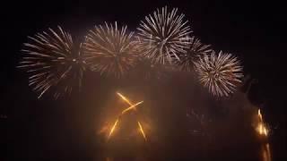 18th Malta International Fireworks Festival, Final Display in Valletta, Grand Harbour