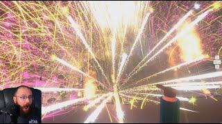 Setting off Thousands of Fireworks in a House (Fireworks Mania)