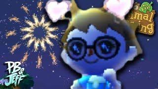 Animal Crossing: New Leaf | Fireworks Festival (Part 16)