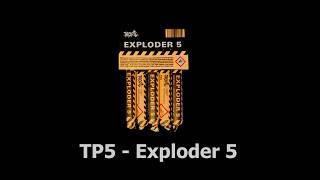 TP5 (SUPER STRONG) - TROPIC Fireworks, Fajerwerki, Feuerwerk, Vuurwerk, Feu d'artifice