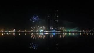 UAE 47th National day fireworks Ceremony 2018 | Ras Al khaimah