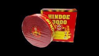 Hindoe 3000 (Original Fireworks)