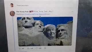 Violent Pro Abortionists, Mt. Rushmore Fireworks, Gen Flynn Banner Change