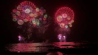 Honolulu Festival Fireworks - Last 2 Minutes