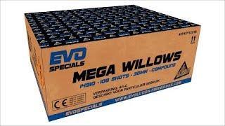 Evolution Fireworks - MEGA WILLOWS (KRASS!ECHTES F4 FEELING!) Mit F4 Vergleich!