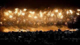 2019 長岡花火 フェニックス [4K] Revival prayer fireworks【Phoenix】 2019年8月3日 Nagaoka Fireworks festival