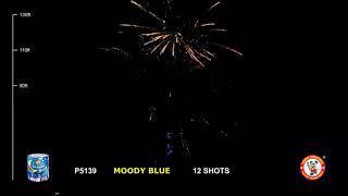 P5139 Moody Blue