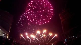 Sinulog 2019 Fireworks / Teaser at Sm City Cebu