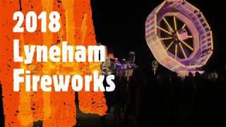 REME Fireworks Display at MOD Lyneham 2018